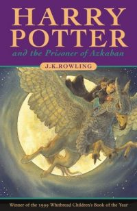 Harry Potter & The Prisoner of Azkaban, Cover Art 1999, UK Edition