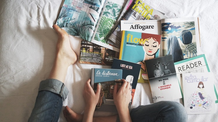 image of books and a person choosing which one to read representing the Books Reviews Section on thatbhaumikgirl website